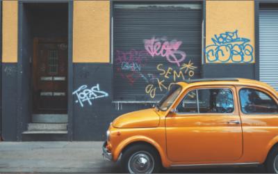 Enlèvement de grafitti