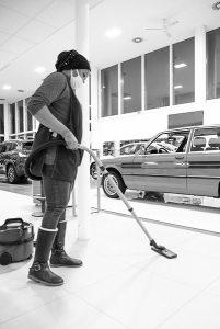 Press et Nett entreprise de nettoyage